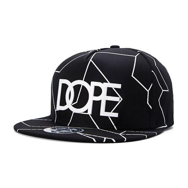 Письмо вышивка cap мужчины женщины gorras planas хип-хоп повернет вспять кости шапки 014