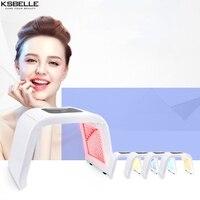 Skin Lamp Light Therapy Treatment LED Skincare 4 Colors Light