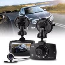 On sale 2.7″ Car DVR Camera Dual Lens Full HD 1080P Video Recorder Camcorder Rearview Backup Camera Night Vision Dash Cam Car Styling