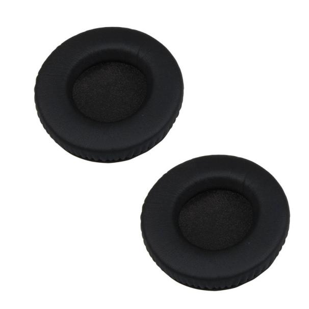 HL Replacement Ear Cushion Earpad For Razer Kraken for Sennheiser HD205 HD225 Headphones ...