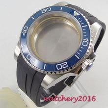 цена New 21 jewels miyota 8215 date window automatic mechanical Men's watch movement  онлайн в 2017 году