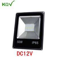 DC12V LED Spotlight 10 Wát 20 Wát 30 Wát 50 Wát 100 Wát IP65 Projecteur LED nhẹ lũ lụt 12 V 5730SMD LED Đèn đường phố Đèn Tường Đèn Sân Vườn Vuông