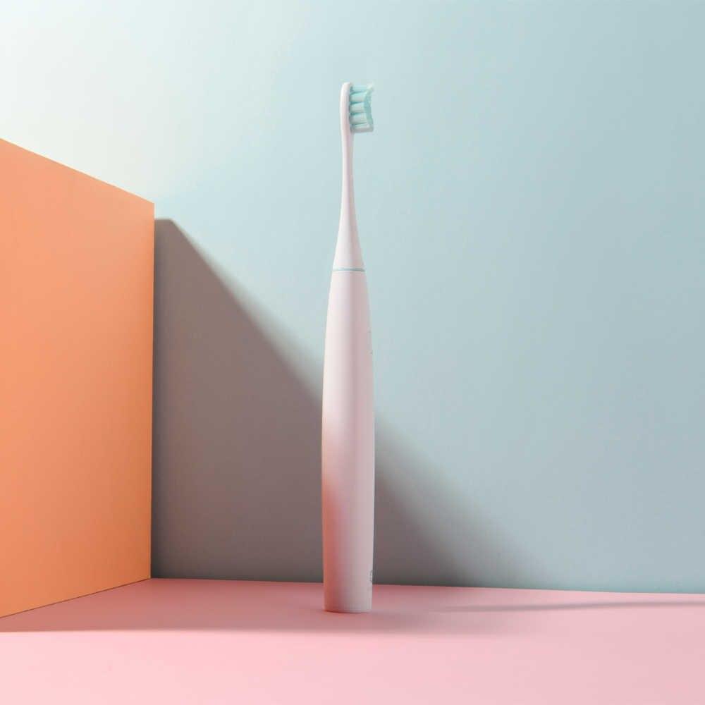 Оригинальный Xiaomi 2 шт. Oclean SE One Air Замена кисточки головки для Smart Электрический Sonic зубная щётка глубокий Зубная щетка головы