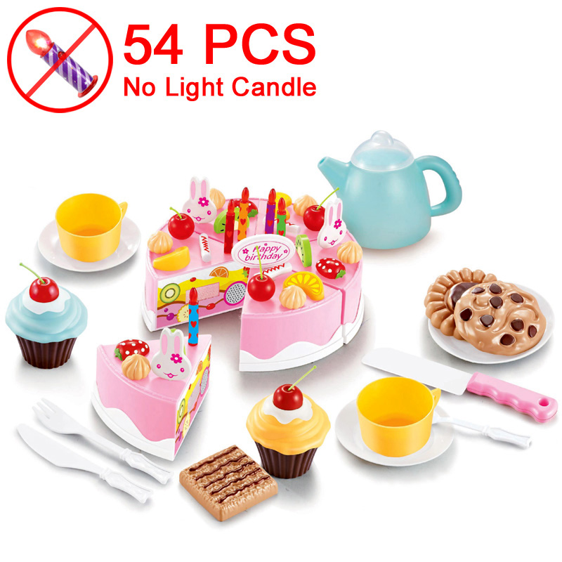 54 Pink NO Candle T