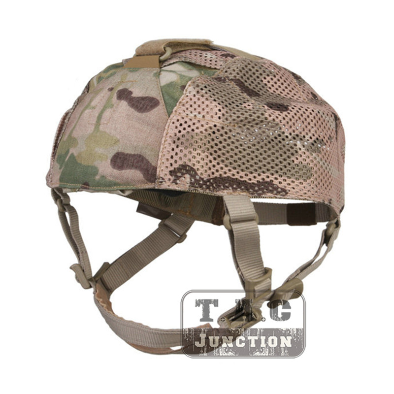 Emerson Adjustable Tactical Camouflage Night Cap EmersonGear Crye Precision CP Style Airsoft Hunting Headwear Hat Multicam MC