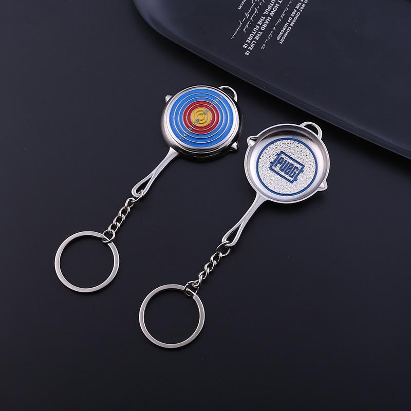 Bullseye Pan Keychains (15)