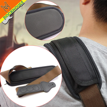 Widened Guitar Strap Shoulder Pad for Acoustic and Electric Straps Soft Long Super Comfortable Free Shipping