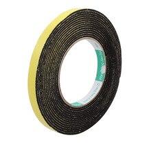 Uxcell 15mm Width 2mm Thickness EVA Single Side Sponge Foam Tape 5 Meter Length Insulation 1PCS Hot Sale