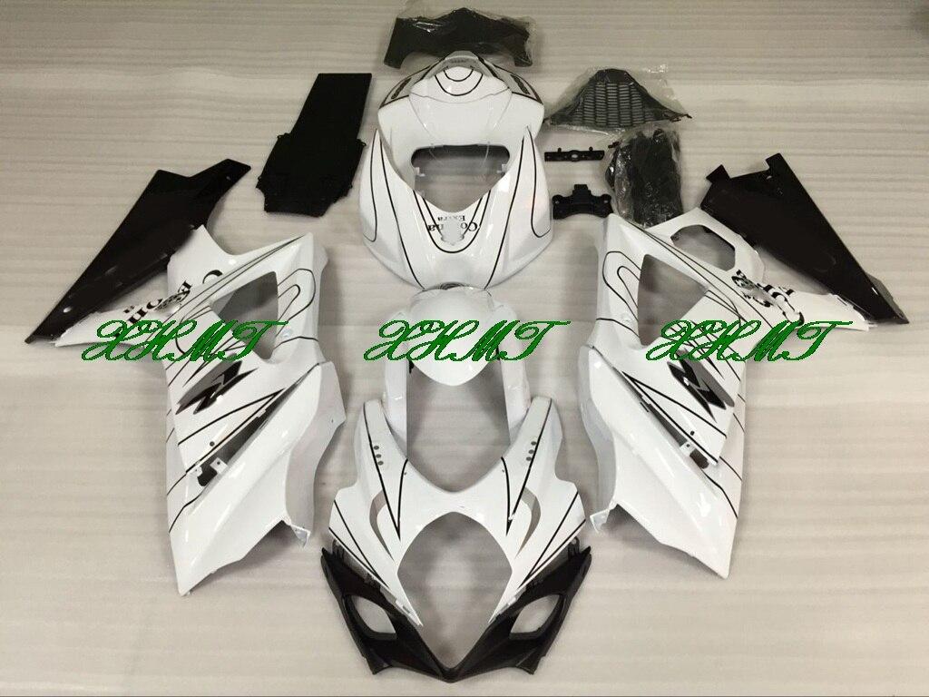 GSXR 1000 07 Full Body Kits GSX-R1000 Fairing Kits 07 GSX R1000 2008 Body Kits 2007 - 2008 K7