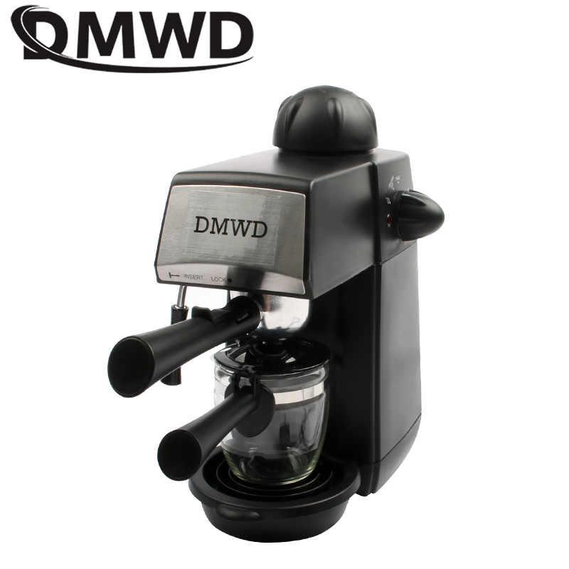 Dmwd Italian Pressure Steam Automatic Espresso Coffee Maker
