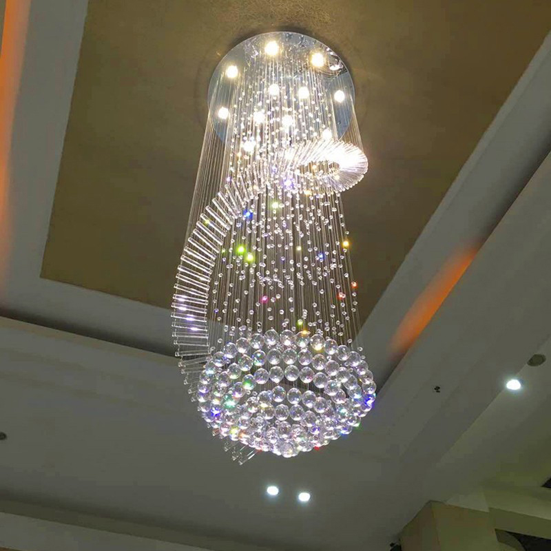 Hot sale vintage french empire chain chandelier light for Lustre suspension moderne