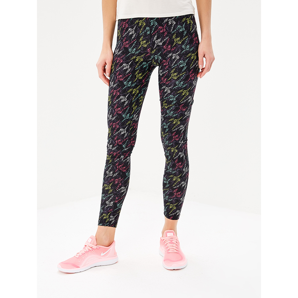 Leggings MODIS M181S00193 women pants capris trousers for sport casual for female TmallFS stylish floral print loose wide leg pants for women