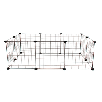 10-panels-foldable-pet-dogs-playpen-crate-fence-puppy-kennel-house-exercise-training-cage-puppy-kitten-space-dog-supplies