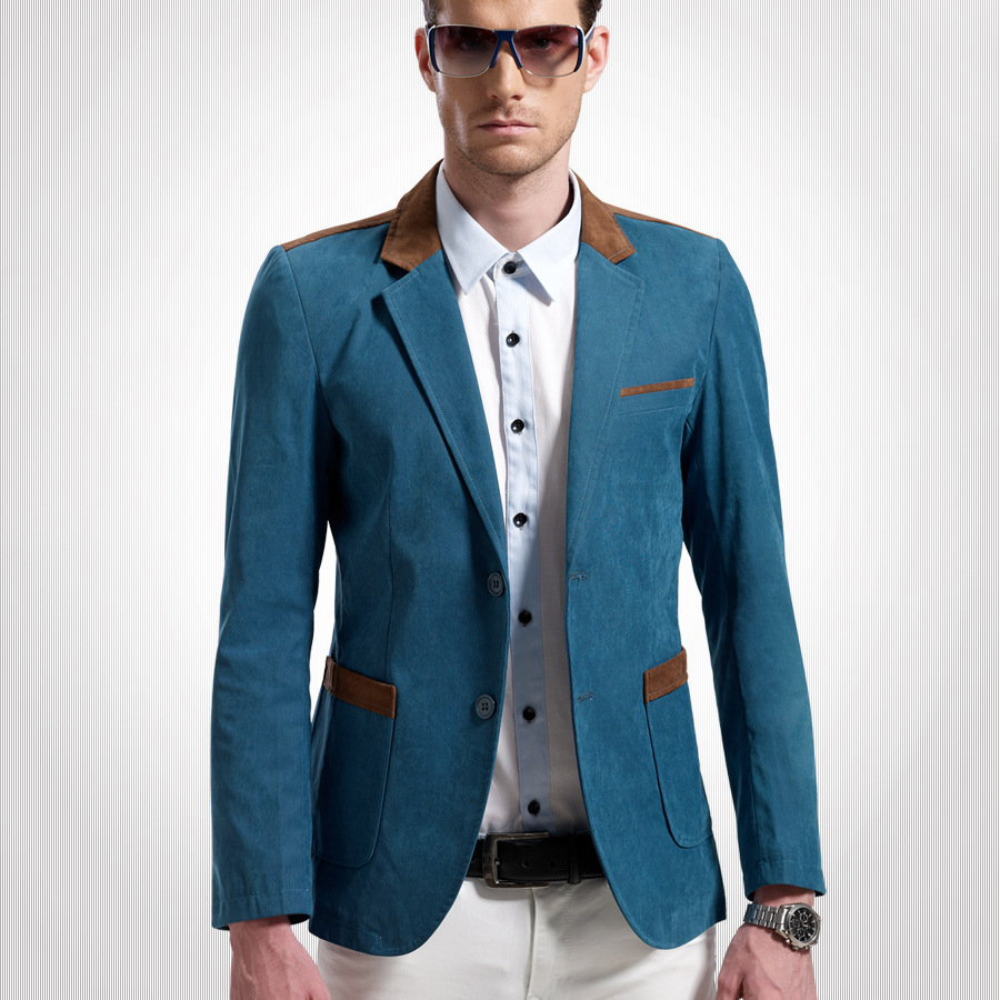 Popular Mens Blazer Sale-Buy Cheap Mens Blazer Sale lots from ...