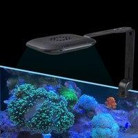 Jebao весь свет спектра морской воды светодио дный коралловый водоросли цилиндр лампы AK80 удаленных сотовый телефон WI FI управления жесткие кос