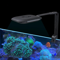 Jebao All light spectrum sea water LED coral algae cylinder lamp AK80 remote cell phone WIFI control hard bone coral special