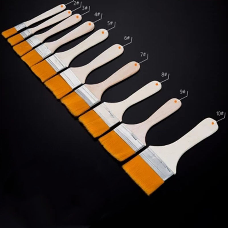 HTB1O5UMhpOWBuNjy0Fiq6xFxVXaC - EZONE Nylon Hair Painting Brush Oil Watercolor Water Powder Propylene Acrylic Different Size Paint Brushes School Art Supply