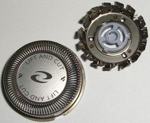 Substituição de Lâmina de Barbear para Homens Cabeça para Philips Marca Nova Shaver Hq4 Hq40 Hq481 Hq3 Hq46 Hs190 Hq852 Hp1335 3 Pcs
