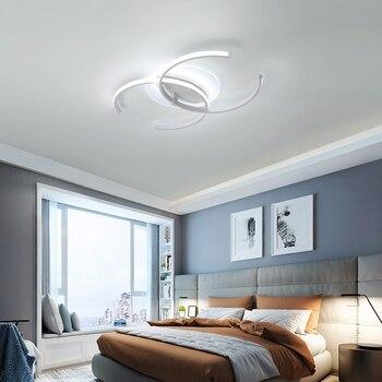 Aluminium + Akryl Nowoczesny żyrandol Led Do Salonu Sypialnia Kwadratowy Kryty żyrandol Podsufitowy Oprawy Oświetleniowe