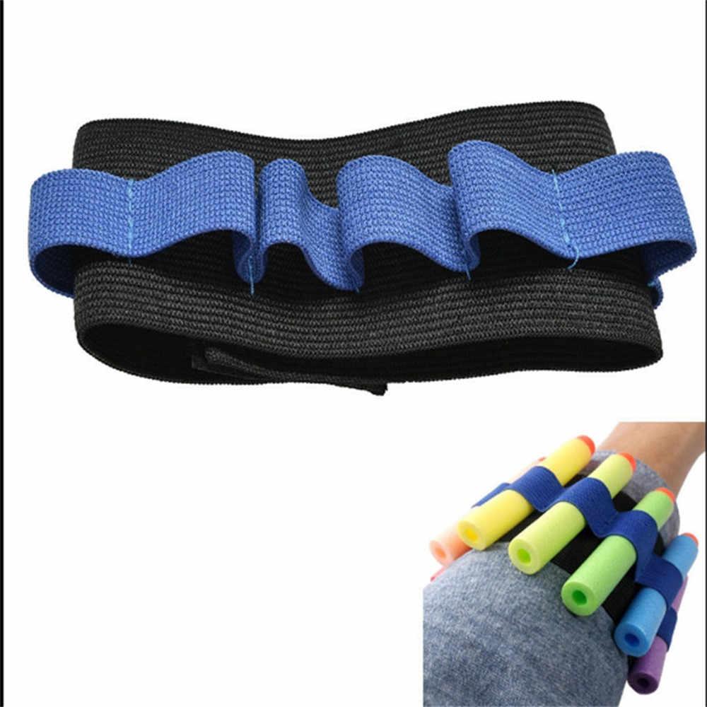 Speelgoed voor Polsband Quick Reload Clips Foam Polsband Armband voor Nerf N-Strike Elite Serie Serie interessant speelgoed voor kinderen