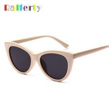 Ralferty 2018 Vintage señoras gato ojo gafas de sol mujeres UV400 Retro  Cateye gafas de sol Beige colorido gafas accesorios W813. d0912c652927