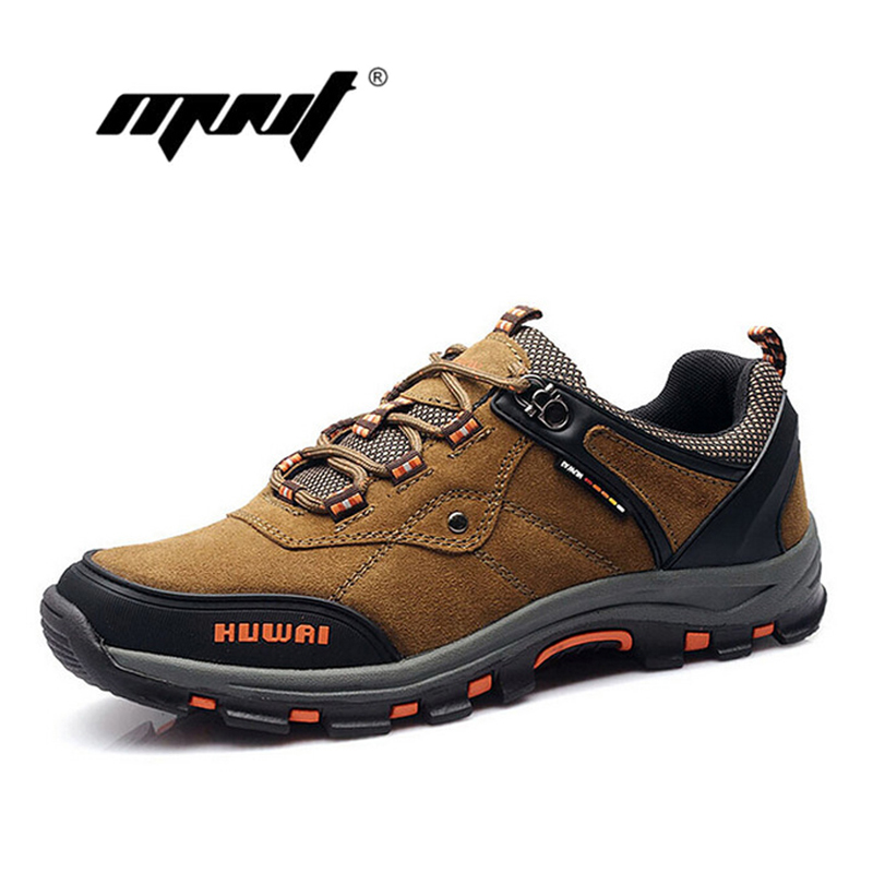 New Fashion Shoes Men Suede Leather Causal Shoes Top Quality Men Shoes Breathable Climbing Shoes Sapatos