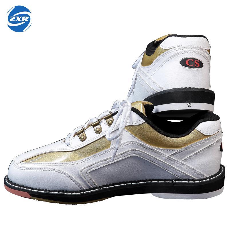 Professionale degli uomini di scarpe da bowling speciale scarpe sportive verde e nero di colore di periodo scarpe da uomoProfessionale degli uomini di scarpe da bowling speciale scarpe sportive verde e nero di colore di periodo scarpe da uomo