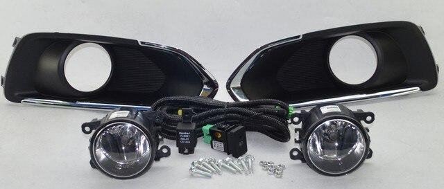 Новый OEM Противотуманная фара свет Комплект Fit Suzuki SX4 S-Cross 2013-2016