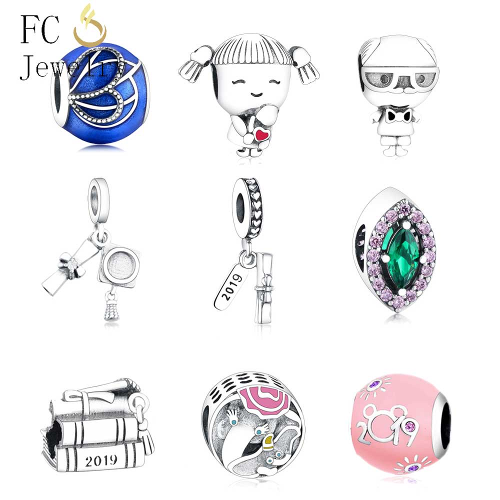 5 x Silver Plated NUMBER SIXTY /'60/' Charms Pendants Beads