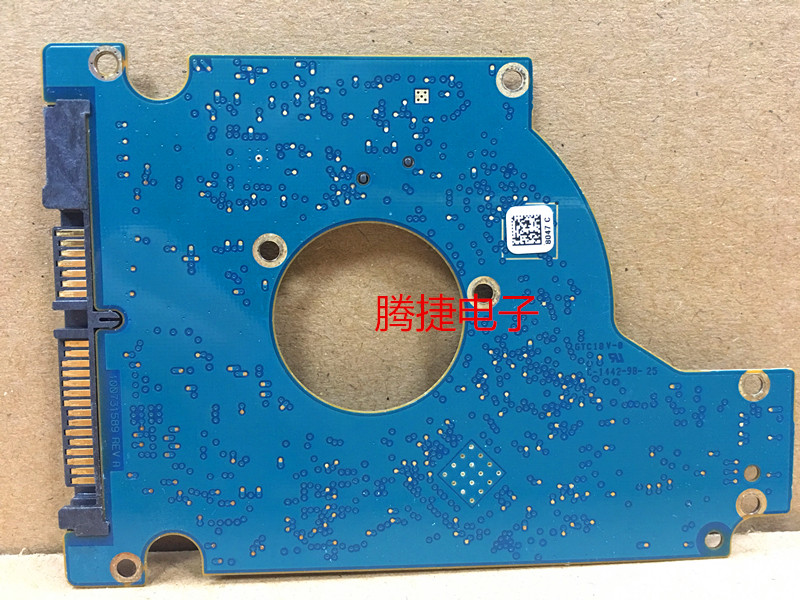 hard drive parts PCB board printed circuit board 100731589 for Seagate 2.5 SATA hdd data recovery hard drive repair