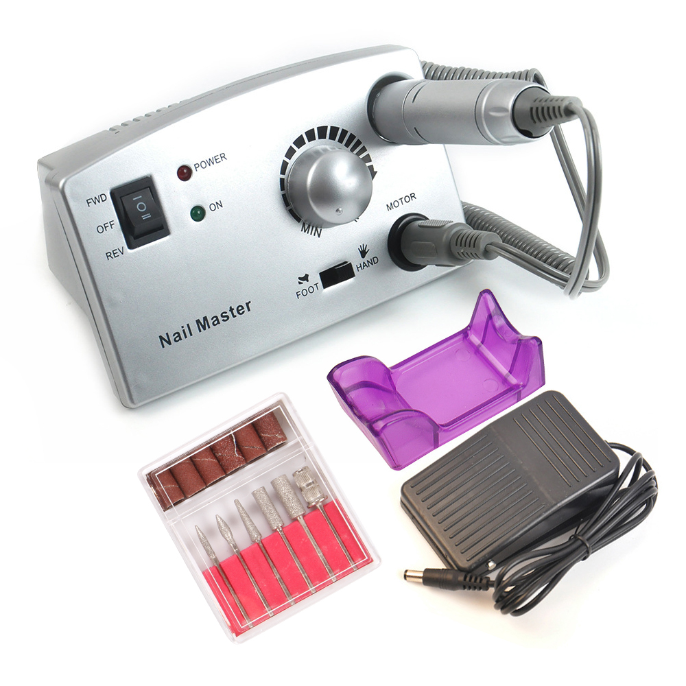 Electric Apparatus for Manicure Gel Cuticle Remover Milling Drill Bits Set 25000RPM Pedicure Machine Grinding Cutters Nail Art electric apparatus for manicure gel cuticle remover milling drill bit pedicure machine grinding cutters sanding bands nail files