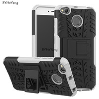 Byheyang for xiaomi redmi 4x case cover for redmi 4x pro hybrid tpu armor silicone protection.jpg 200x200