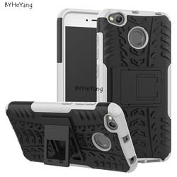 Byheyang for xiaomi redmi 4x case cover for redmi 4x pro hybrid tpu armor silicone protection.jpg 250x250