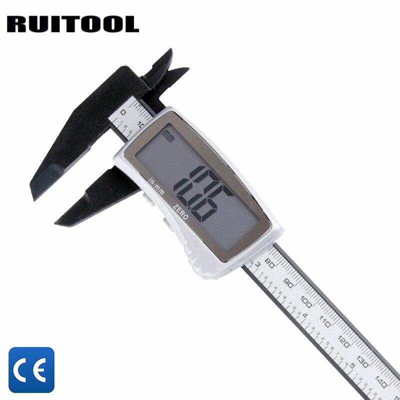 Digital Vernier Caliper Measuring Tool