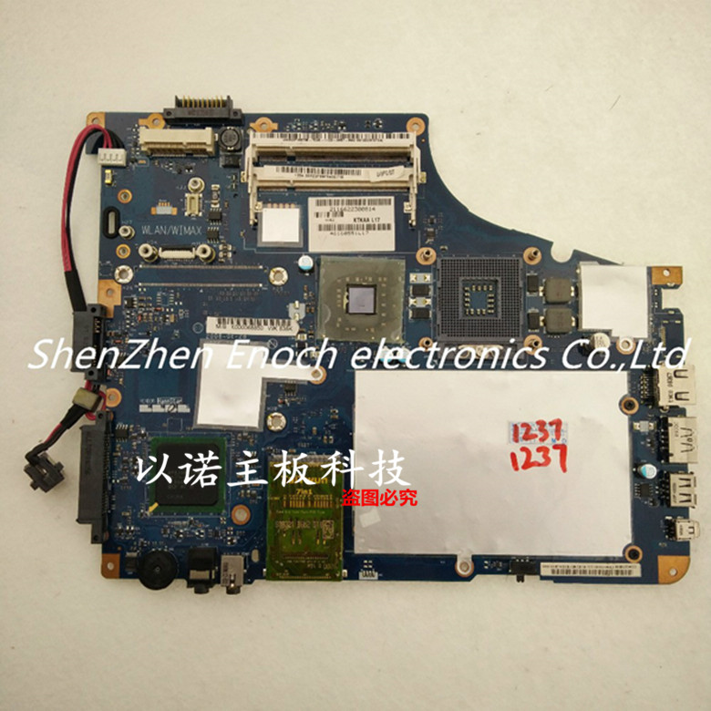 MOUGOL Laptop Motherboard Toshiba LA-4571P Integrated for Series A350 Gm45/K000068850/60days-warranty