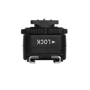Image 5 - Pixel TF 334 Hot Shoe Adapter Converter For Sony A7 A7S A7SII A7R A7RII A7II NEX6 RX1 RX1R RX10 RX100II Mi Camera to Canon Nikon