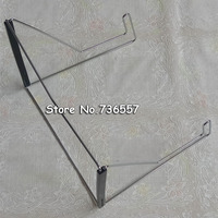 Steel Wire Portable Reading Frame Folding Bookend Music Stand Reading Book Holder Stand