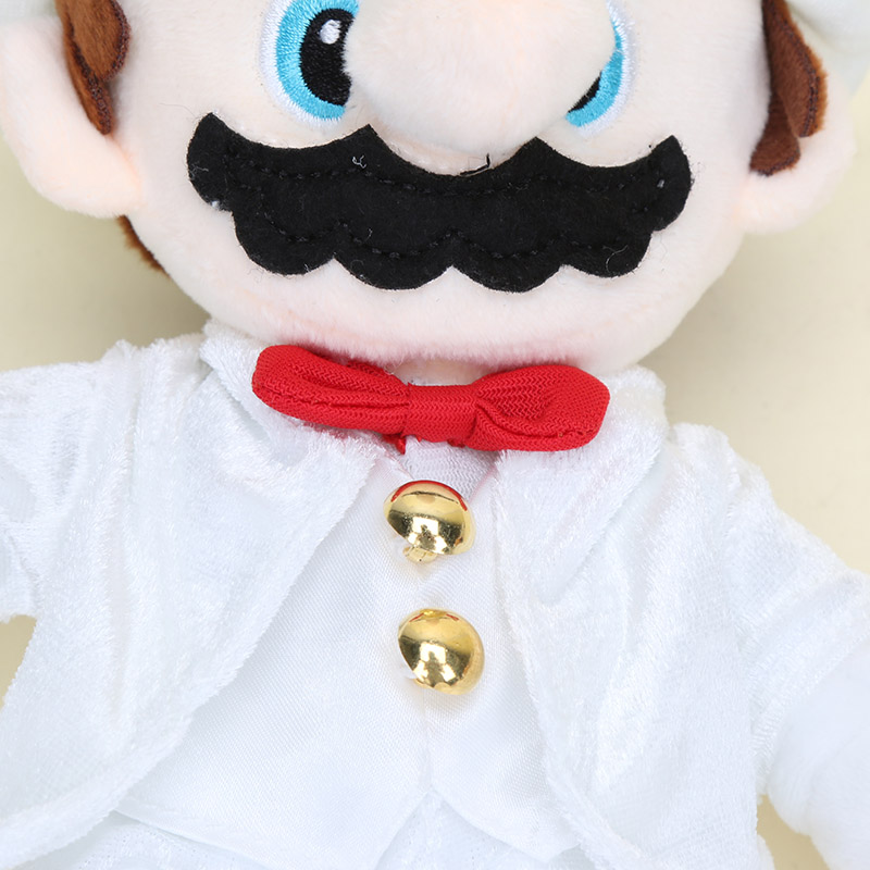 25cm Super Mario Odyssey Plush Doll The Wedding Dress Veroom
