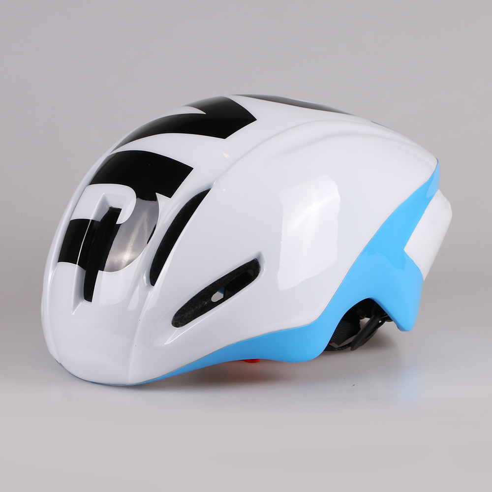 New 260g Aero TT Road Bicycle Helmet Racing Cycling Bike Sports Safety Helmet in-mold Road Bike Cycling Helmet size M 54-58cm safety pvc special forces helmet random color