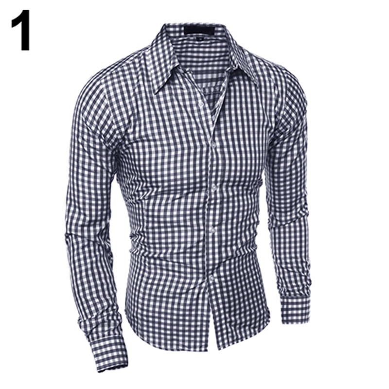 Popular Fitted Button Down Shirts for Men-Buy Cheap Fitted Button ...