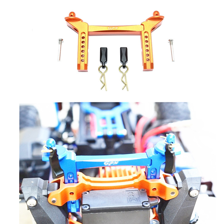 US $21 6 28% OFF|RC Car Part Alloy Front Car Body Shell Mount Frame Fixed  Bracket for 1/10 TRAXXAS TRX 4 TRX4 DEFENDER-in Parts & Accessories from