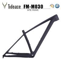 Tideace 142x12 или 148x12 мм через мост boost MTB карбоновая рама 29er рама для горного велосипеда 29 max 2,35 велосипедные шины запчасти