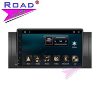 TOPNAVI 2G 32GB Android 7 1 Car GPS Navigation Audio For BMW E39 2003 2012 Stereo