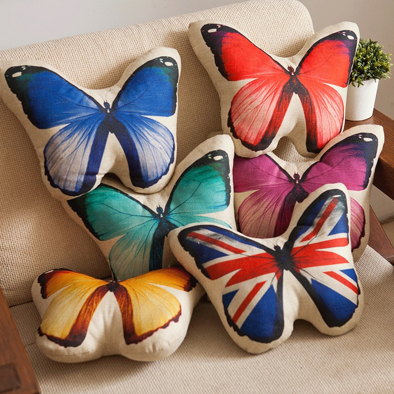 Popular Butterfly Shaped Pillow-Buy Cheap Butterfly Shaped