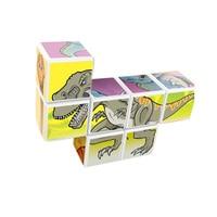 Magnetic 3D Jigsaw Puzzle Magnetic Construction Set Magnet Designer STEM Educational Toys For Kids New