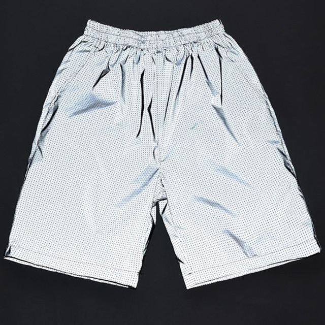 ed5b0be3e17b15 Reflective Pants Men 2017 Brand Hip Hop Dance Fluorescent Trousers Casual  Harajuku Night Sporting Jogger Pants Gray