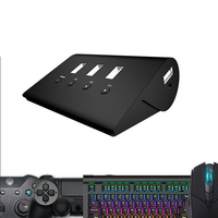 Keyboard & Mouse Converter for PS4 for XBOX X1 for Nintend SWITCH Game Console Built in Headset Adapter For Winbox P1 Pro PS4