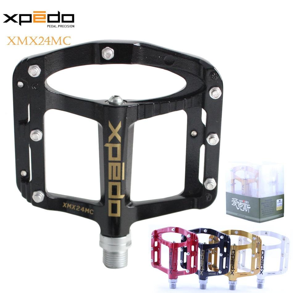 Wellgo CNC Sealed Bearing BMX Mountain Bike Pedals