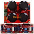 TDA7294 Split type Hi-Fi Fever power amplifier board With power rectifier filter plate  production board
