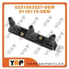 Новое высококачественное зажигание катушки для fitcadillac CTS Catera 3.0L V6 0221503027 9118115 1208210 1999-2005